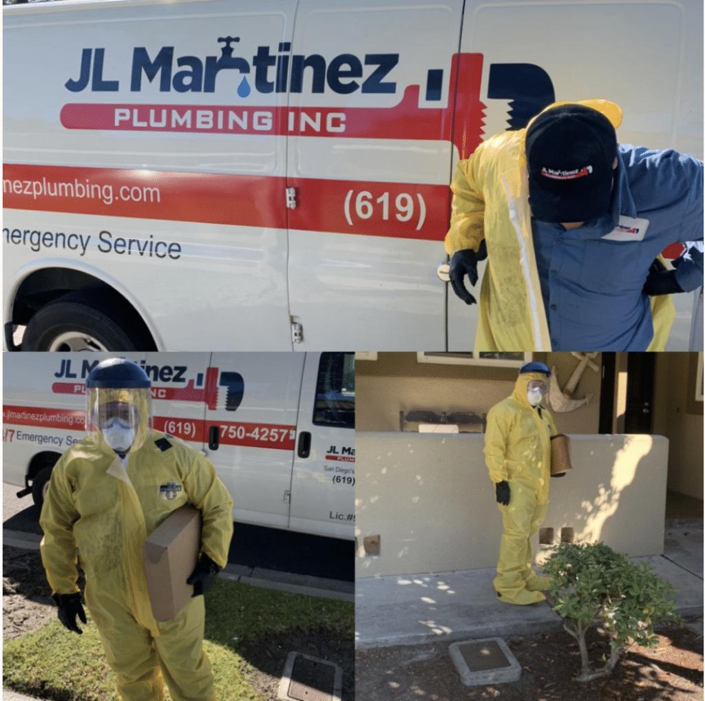 JL Martinez Plumbers