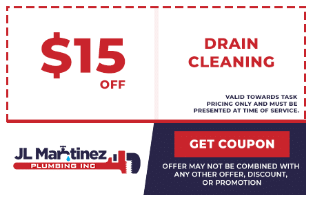 drain cleaning discount plumbing coupon